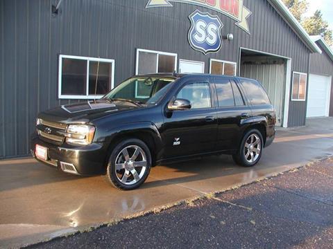 2007 Chevrolet TrailBlazer for sale in Rice Lake, WI