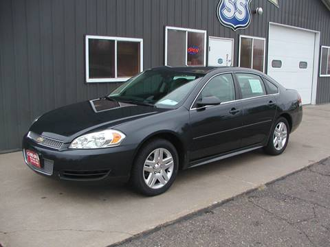 2014 Chevrolet Impala Limited for sale in Rice Lake, WI