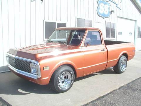 1971 GMC C/K 1500 Series for sale in Rice Lake, WI