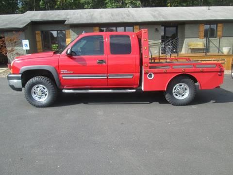 2006 Chevrolet Silverado 2500HD for sale in Landrum, SC