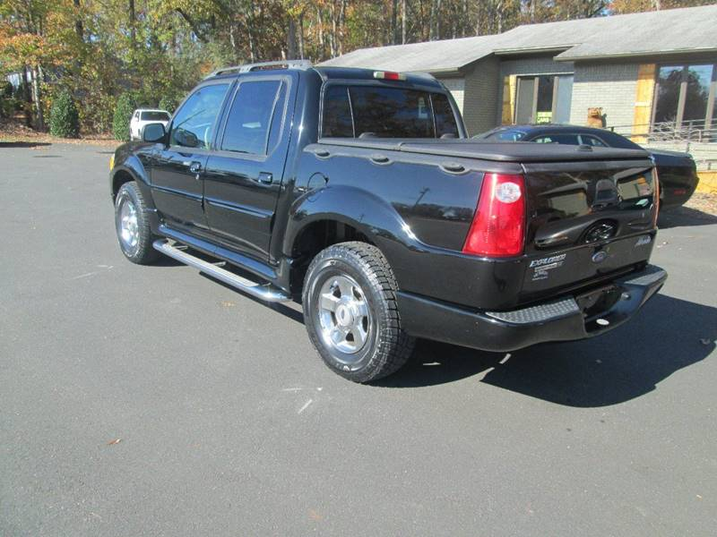 2005 ford sport trac adrenalin