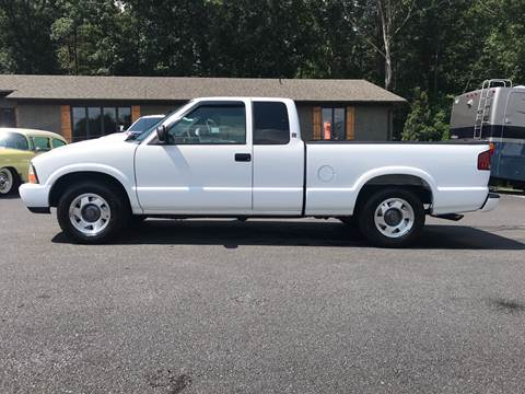 2001 GMC Sonoma for sale in Landrum, SC