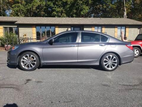 2015 Honda Accord Sport for sale at Orange Bear Motors in Landrum SC