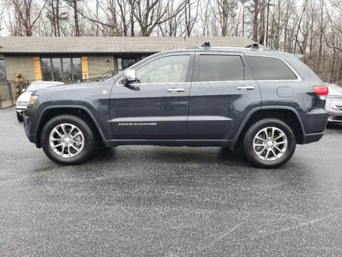 2014 Jeep Grand Cherokee Limited for sale at Orange Bear Motors in Landrum SC