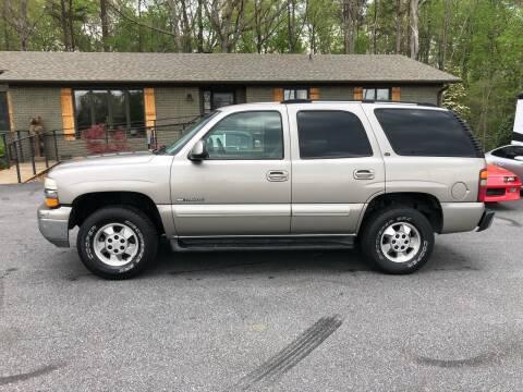2003 Chevrolet Tahoe LT for sale at Orange Bear Motors in Landrum SC