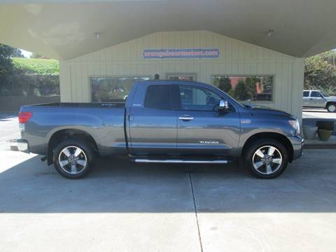 2007 Toyota Tundra for sale in Spartanburg, SC