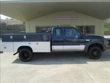 2005 Ford F-450 Super Duty