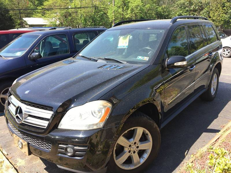 2007 Mercedes-Benz GL-Class for sale at Central Jersey Auto Trading in Jackson NJ