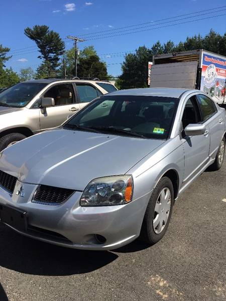2004 Mitsubishi Galant for sale at Central Jersey Auto Trading in Jackson NJ
