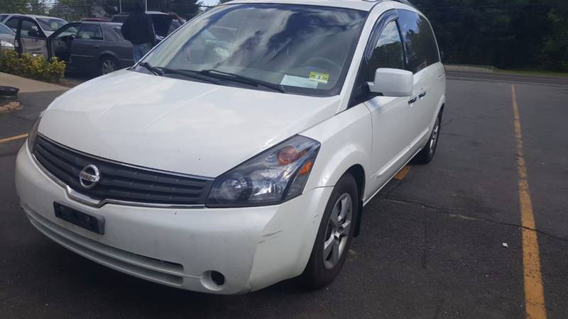 2009 Nissan Quest for sale at Central Jersey Auto Trading in Jackson NJ