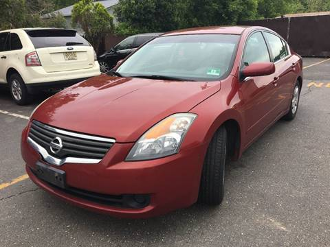 2008 Nissan Altima for sale at Central Jersey Auto Trading in Jackson NJ