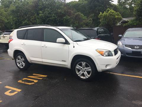 2006 Toyota RAV4 for sale at Central Jersey Auto Trading in Jackson NJ