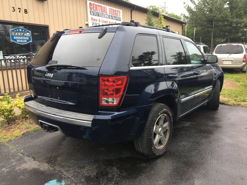 2006 Jeep Grand Cherokee for sale at Central Jersey Auto Trading in Jackson NJ