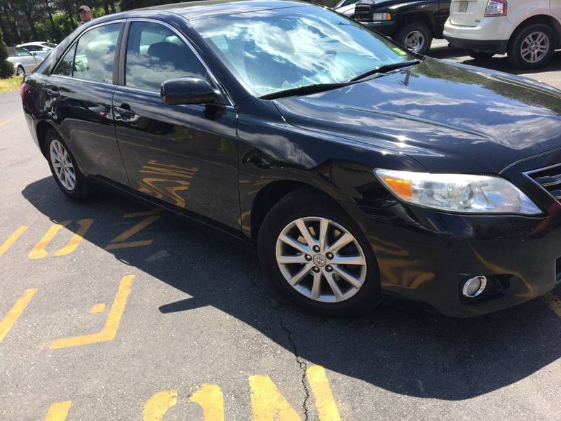 2011 Toyota Camry for sale at Central Jersey Auto Trading in Jackson NJ