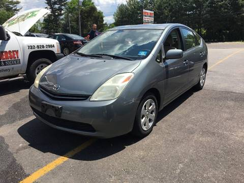 2004 Toyota Prius for sale at Central Jersey Auto Trading in Jackson NJ