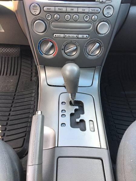 2004 Mazda MAZDA6 for sale at Central Jersey Auto Trading in Jackson NJ
