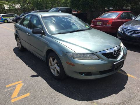 2004 Mazda MAZDA6 for sale at Central Jersey Auto Trading in Jackson NJ