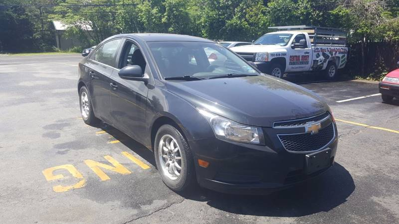 2011 Chevrolet Cruze for sale at Central Jersey Auto Trading in Jackson NJ