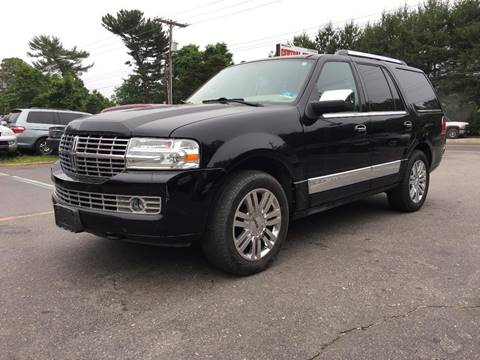 2007 Lincoln Navigator for sale at Central Jersey Auto Trading in Jackson NJ