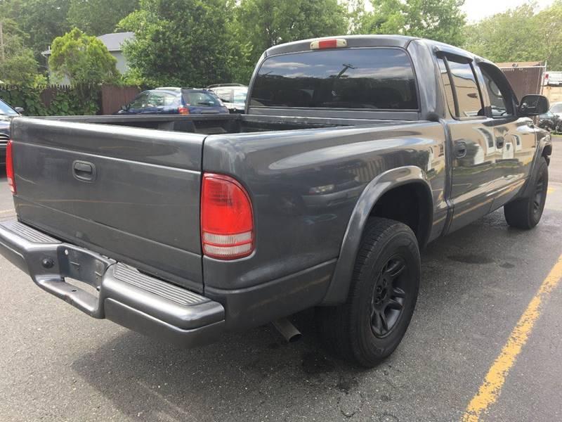 2003 Dodge Dakota for sale at Central Jersey Auto Trading in Jackson NJ