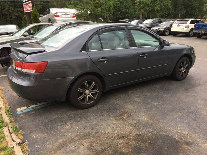 2008 Hyundai Sonata for sale at Central Jersey Auto Trading in Jackson NJ