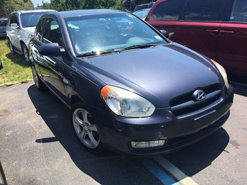 2007 Hyundai Accent for sale at Central Jersey Auto Trading in Jackson NJ