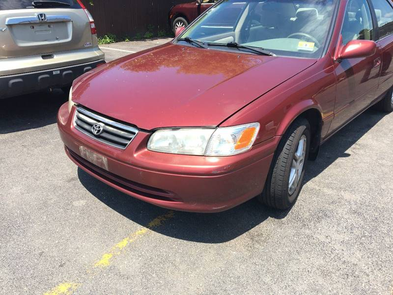 2001 Toyota Camry for sale at Central Jersey Auto Trading in Jackson NJ