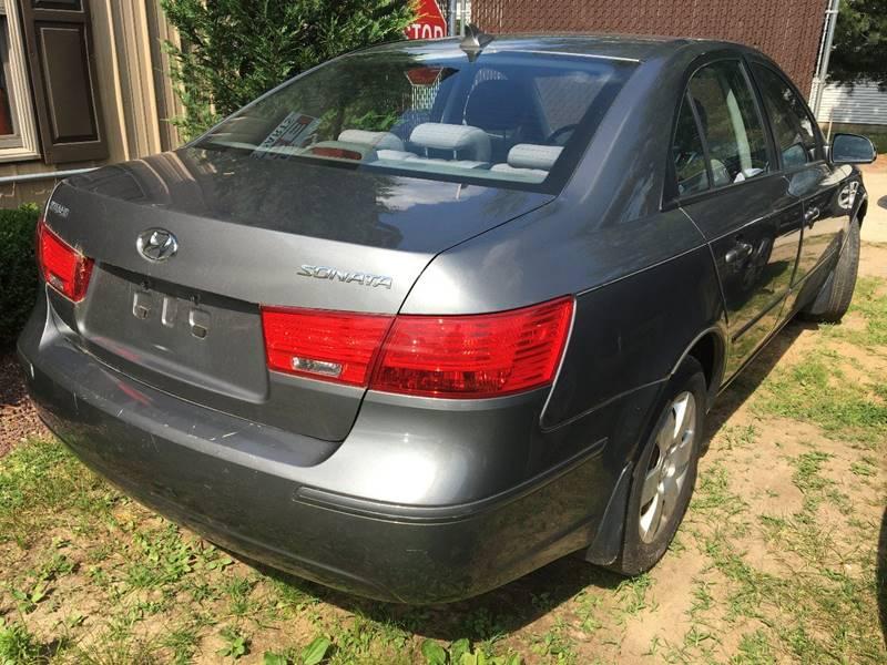 2009 Hyundai Sonata for sale at Central Jersey Auto Trading in Jackson NJ