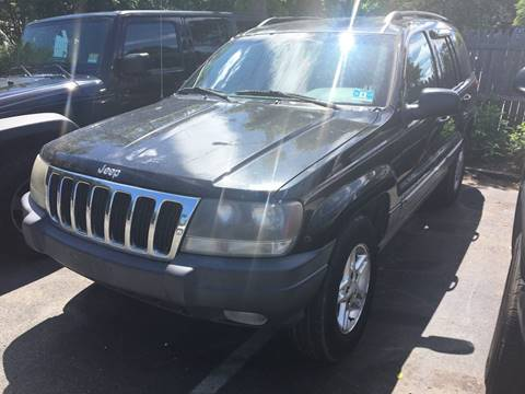 2003 Jeep Grand Cherokee for sale at Central Jersey Auto Trading in Jackson NJ