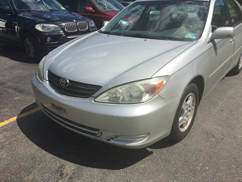 2003 Toyota Camry for sale at Central Jersey Auto Trading in Jackson NJ