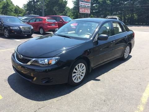 2008 Subaru Impreza for sale in Jackson, NJ