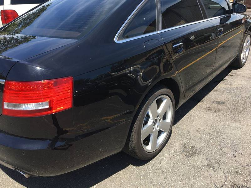 2008 Audi A6 for sale at Central Jersey Auto Trading in Jackson NJ