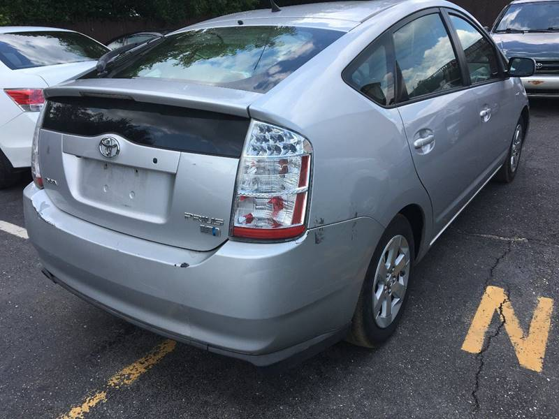 2006 Toyota Prius for sale at Central Jersey Auto Trading in Jackson NJ