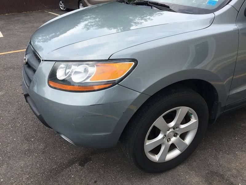2008 Hyundai Santa Fe for sale at Central Jersey Auto Trading in Jackson NJ