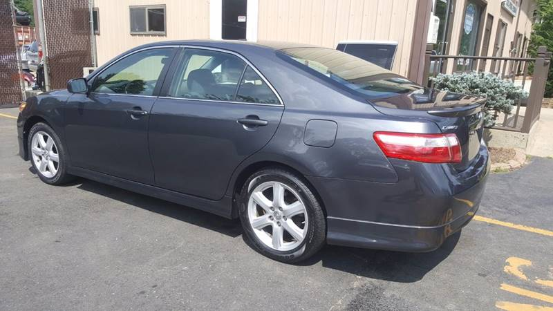 2009 Toyota Camry for sale at Central Jersey Auto Trading in Jackson NJ