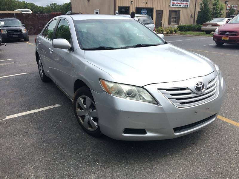 2008 Toyota Camry for sale at Central Jersey Auto Trading in Jackson NJ