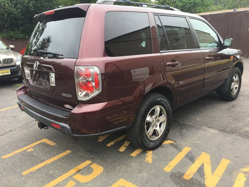 2008 Honda Pilot for sale at Central Jersey Auto Trading in Jackson NJ