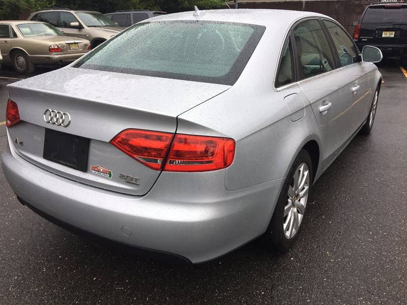 2009 Audi A4 for sale at Central Jersey Auto Trading in Jackson NJ