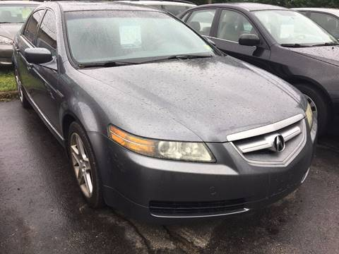 2004 Acura TL for sale at Central Jersey Auto Trading in Jackson NJ