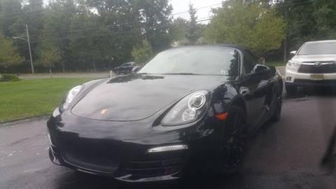 2013 Porsche Boxster for sale in Jackson, NJ
