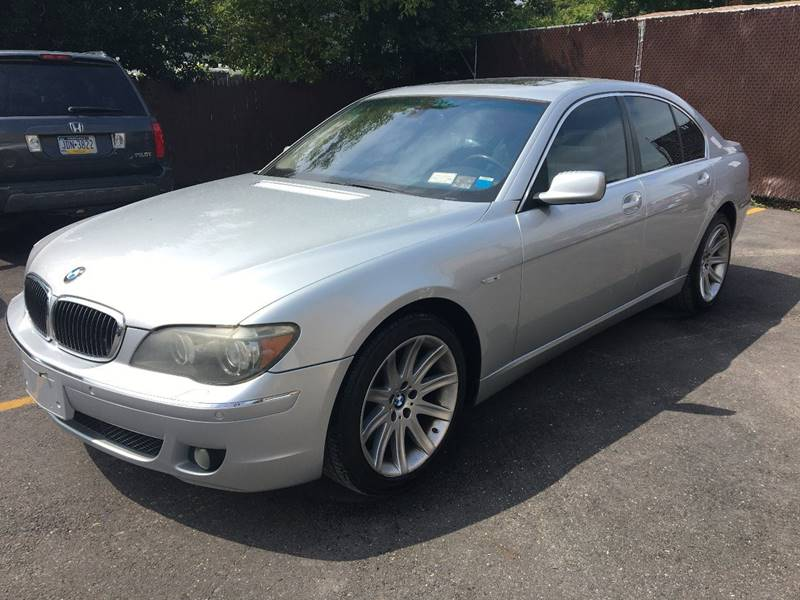 2006 BMW 7 Series for sale at Central Jersey Auto Trading in Jackson NJ