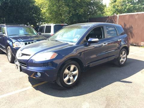 2007 Acura RDX for sale at Central Jersey Auto Trading in Jackson NJ