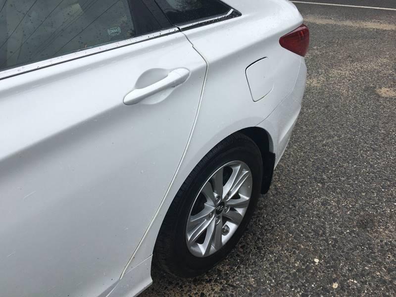 2011 Hyundai Sonata for sale at Central Jersey Auto Trading in Jackson NJ