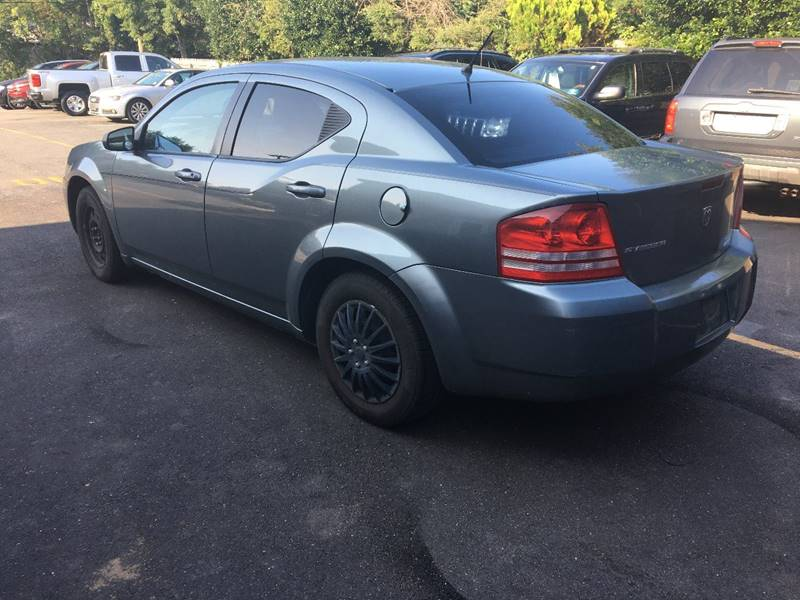 2008 Dodge Avenger for sale at Central Jersey Auto Trading in Jackson NJ