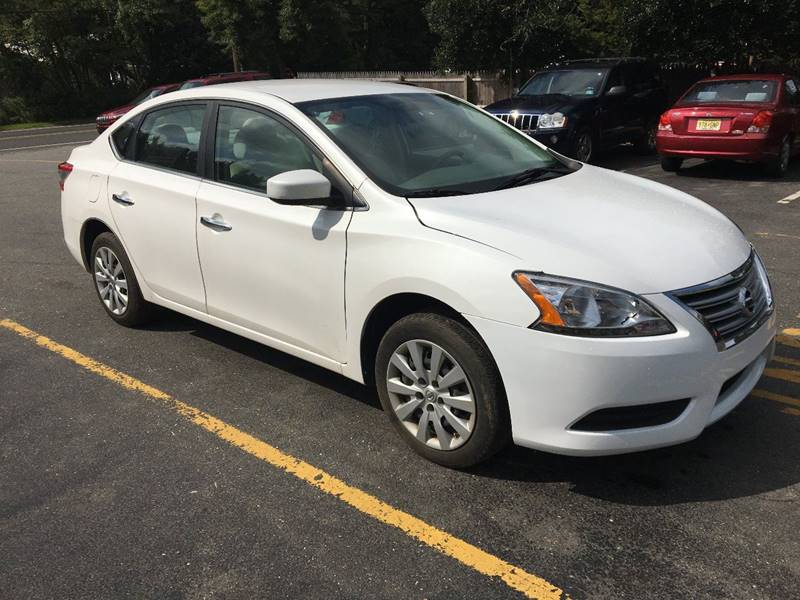 2014 Nissan Sentra for sale at Central Jersey Auto Trading in Jackson NJ