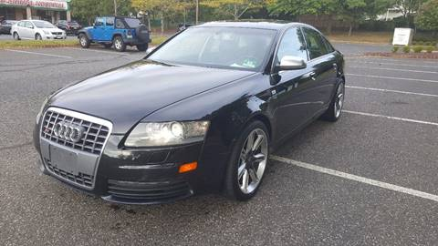 2008 Audi S6 for sale at Central Jersey Auto Trading in Jackson NJ