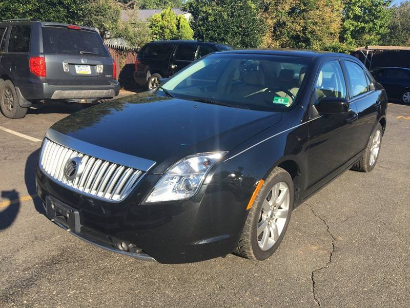 2010 Mercury Milan for sale at Central Jersey Auto Trading in Jackson NJ