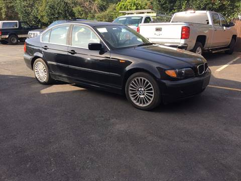 2003 BMW 3 Series for sale at Central Jersey Auto Trading in Jackson NJ