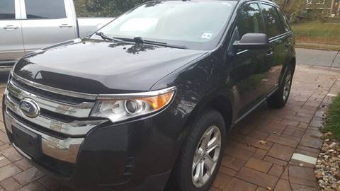 2013 Ford Edge for sale at Central Jersey Auto Trading in Jackson NJ