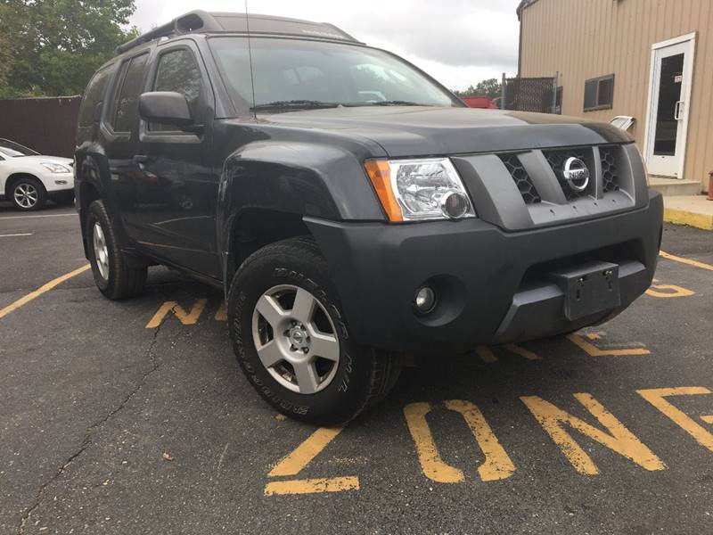 2007 Nissan Xterra for sale at Central Jersey Auto Trading in Jackson NJ